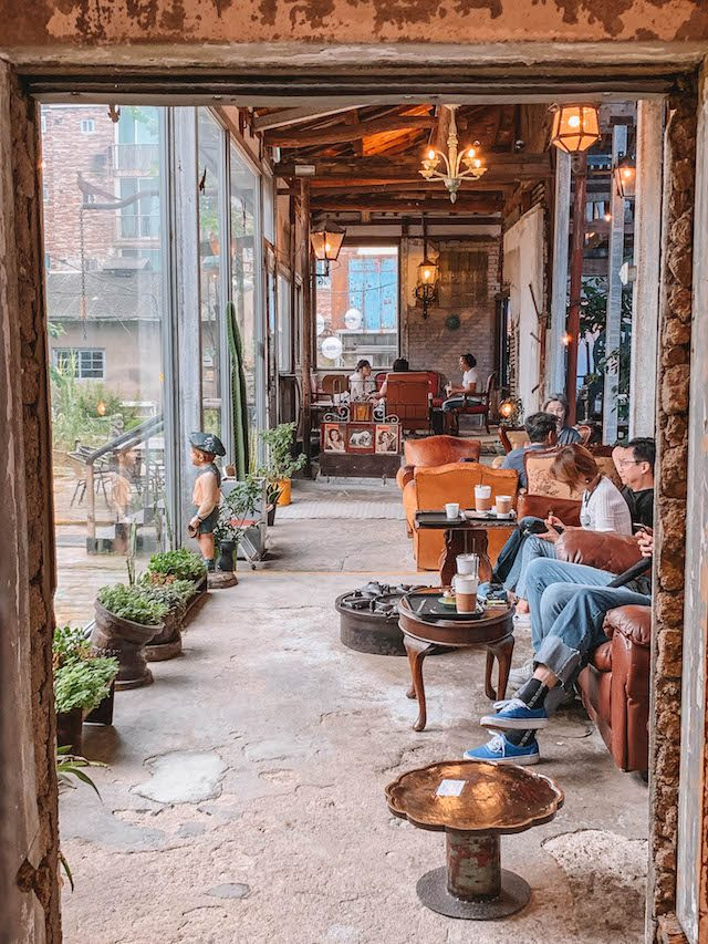 Antique Cafe Ganghwa Island Incheon