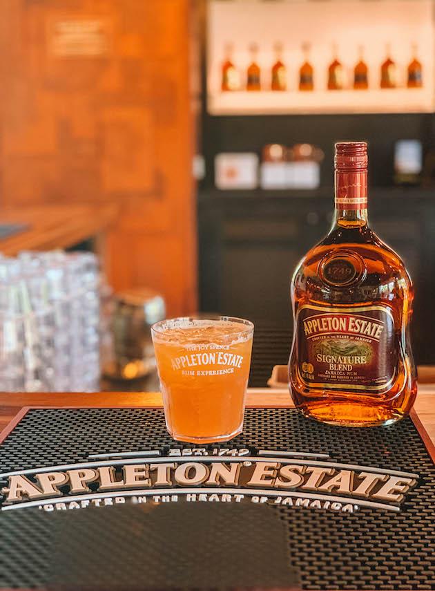 Jamaika Sehenswuerdigkeiten Appleton Estate Rum