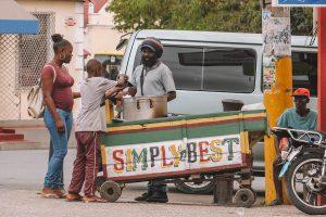 Jamaika Sehenswuerdigkeiten Falmouth