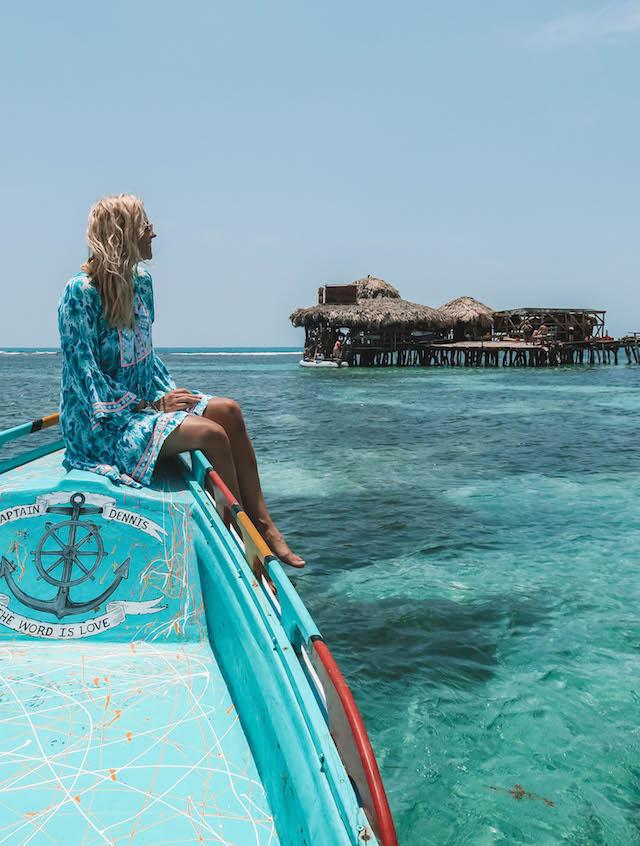 Jamaika Sehenswuerdigkeiten Pelican Bar