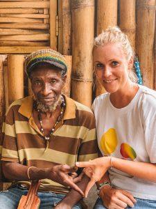 Jamaika Sehenswuerdigkeiten Rastafari Indigenous Village Trinity