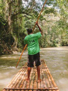Jamaika Sehenswuerdigkeiten River Rafting
