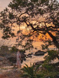 Jamaika Sehenswuerdigkeiten Treasure Beach Sonnenuntergang