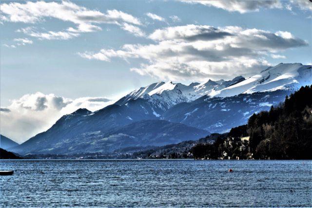 Reiseziele Dezember Millstaetter See