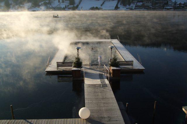 Reiseziele Dezember Oesterreich Kollers Seebad