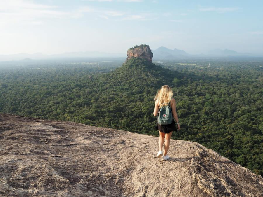 Sri Lanka Pidurangala Rock