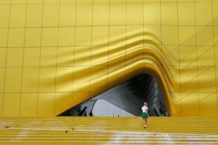 Suedkorea Reisen Incheon Paradise City Auge
