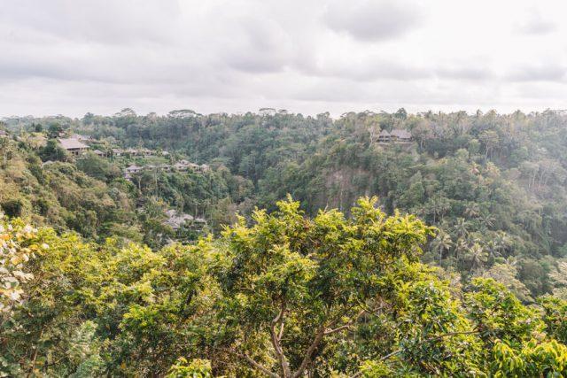 Aussicht Watu Kurung Ubud