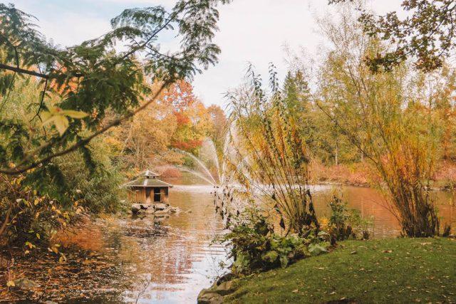 Bad Woerishofen Kurpark See