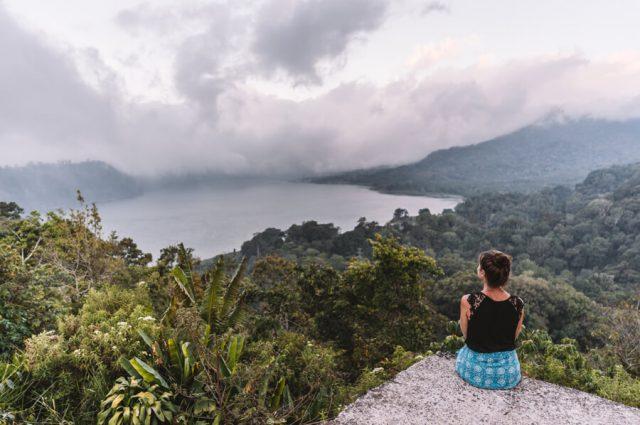 Bali Sehenswuerdigkeiten Munduk Zwillingsseen
