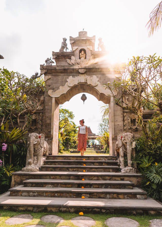 Bali Sehenswuerdigkeiten Ubud