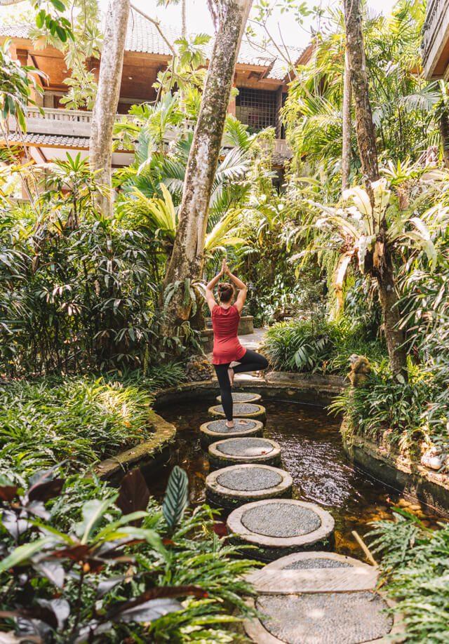 Bali Ubud Yoga