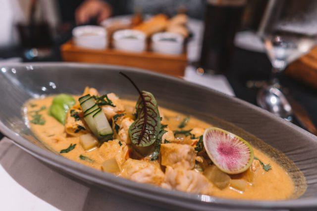 Balinesisches Curry