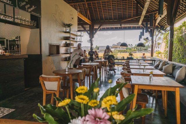 Canggu Bali Cinta Cafe Restaurant