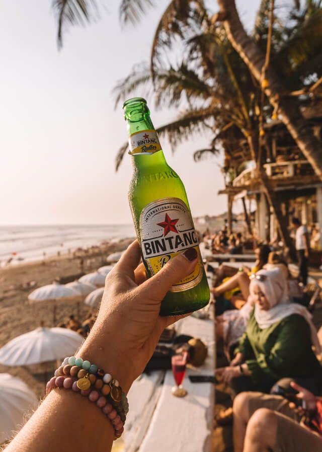 Canggu Bali La Brisa Echo Beach Sundowner