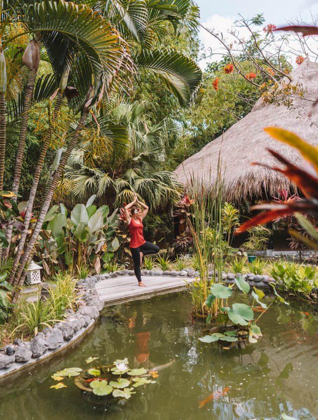 Canggu Bali Mondo Surf Village Anlage