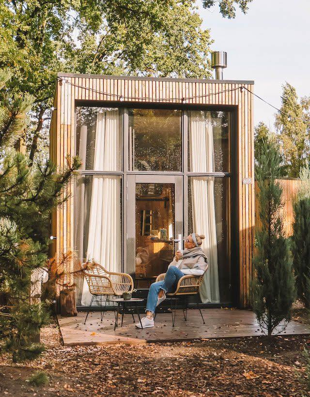 Ferienpark Holland Tiny House