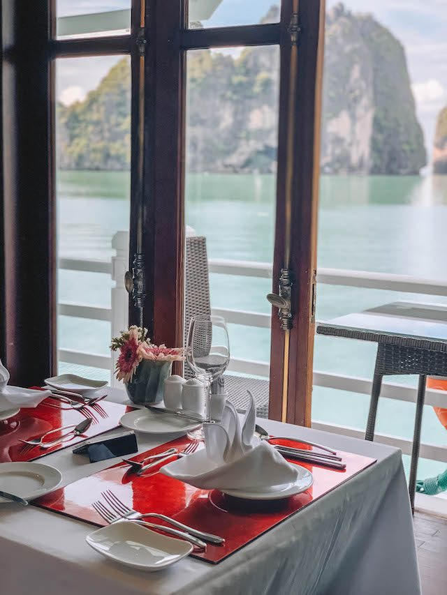 Halong Bay Tour Bhaya Classic Restaurant