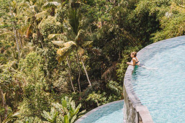 Hotel Ubud Bali Kayon Jungle Pool