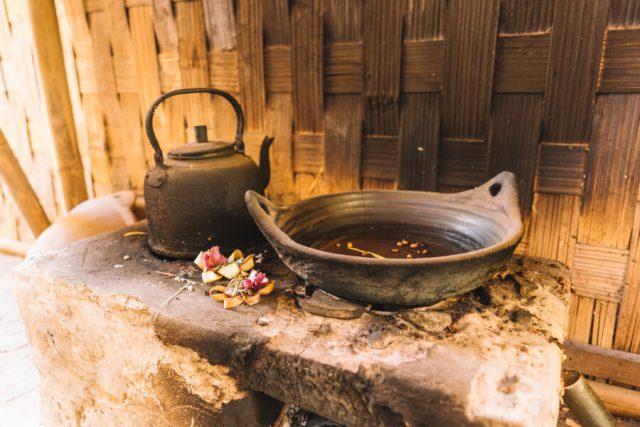 Kaffeeplantage Ubud Bali