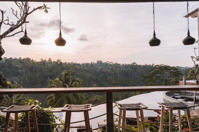 Kayon Jungle Hotel Cafe