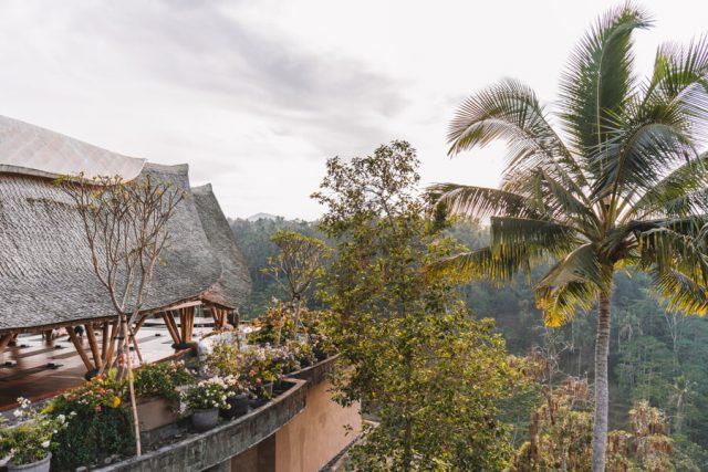 Kayon Jungle Hotel Yoga Shala