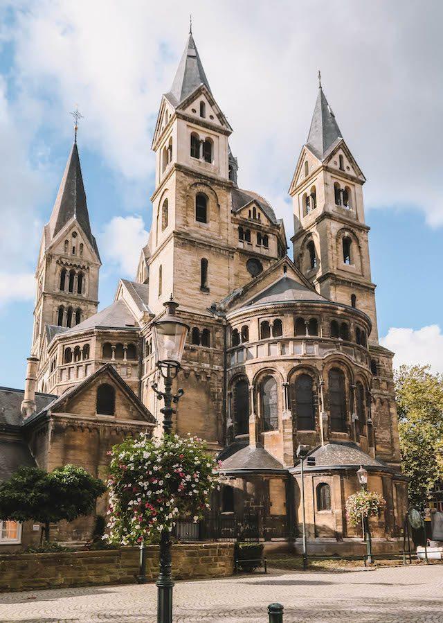 Kirche Roermond Limburg