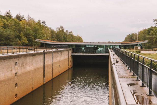 Limburg Holland Bosbrasserie im Sluis