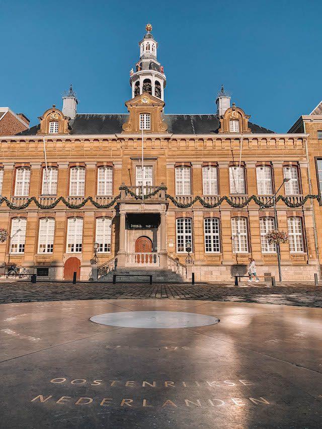 Limburg Holland Roermond Rathaus