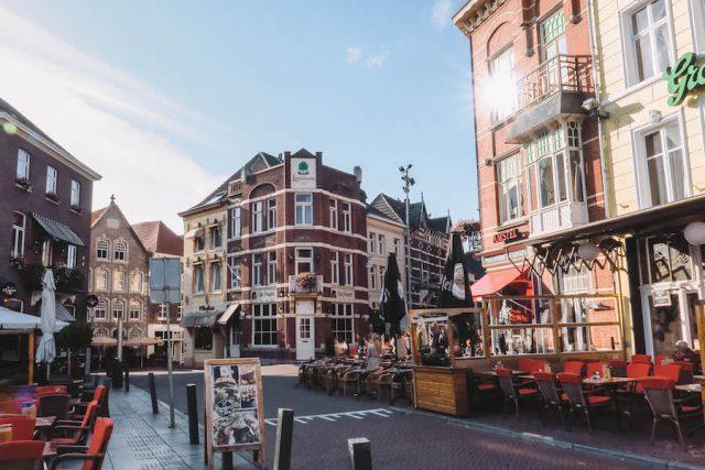 Marktplatz Roermond