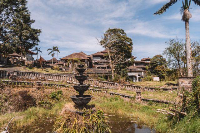 Munduk Bali Geisterhotel