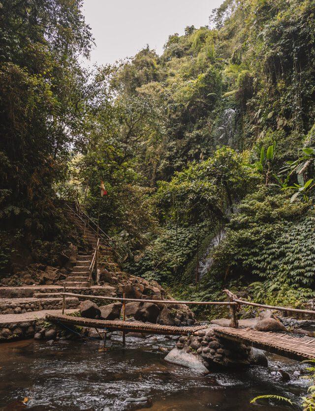 Munduk Bali Nung Nung Waterfall