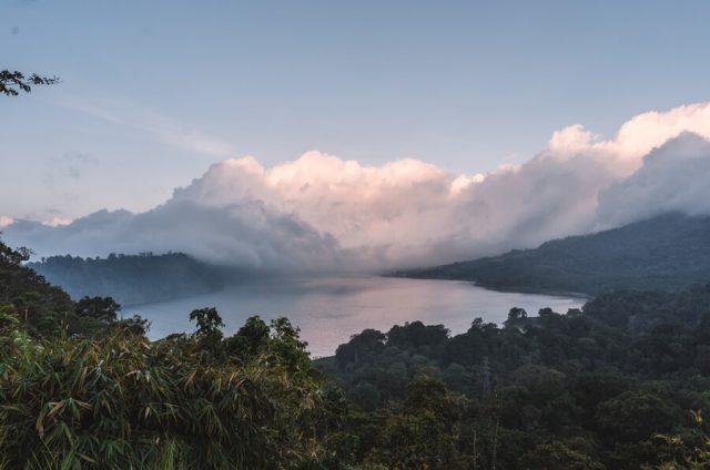 Munduk Bali Zwillingsseen