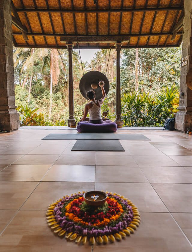 Oneworld Retreats Ubud Yoga