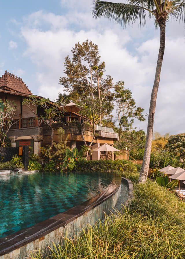 Pool Hotel Ubud