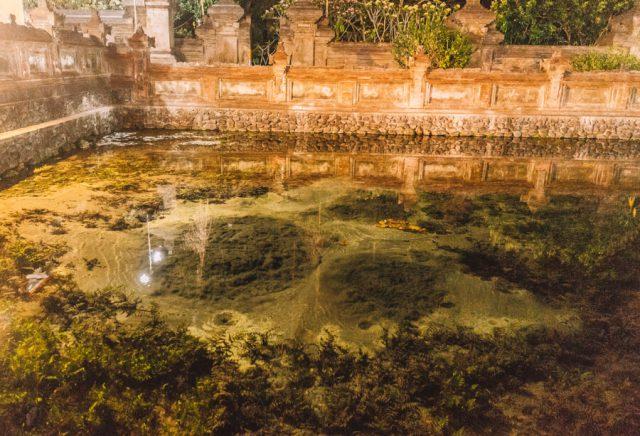 Pura Tirtha Empul Quelle