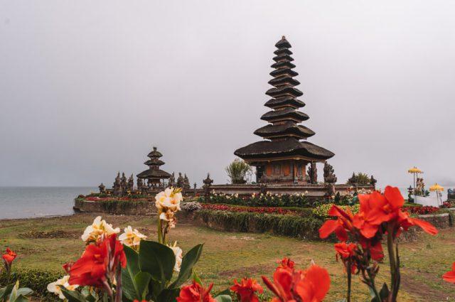 Pura Ulun Danu Bratan Tempel Munduk