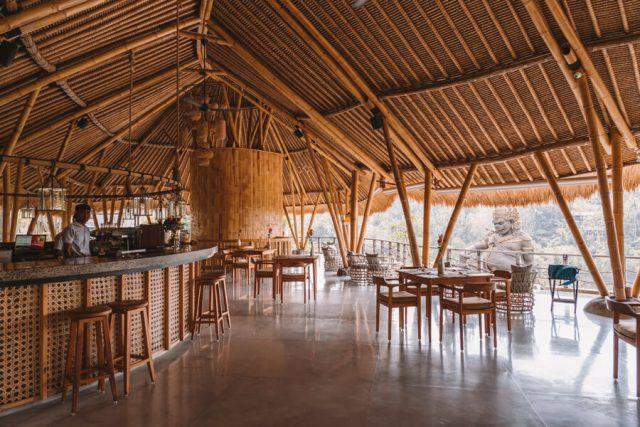 Restaurant Kayon Jungle Resort