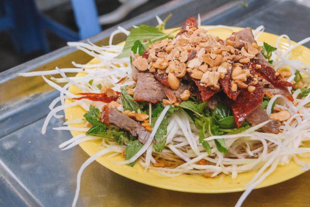 Streetfood Hanoi Nom
