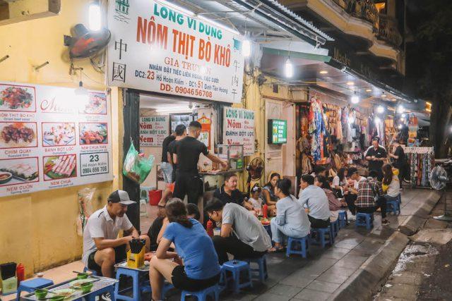 Streetfood Tour Hanoi Nom