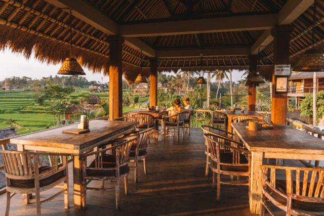 Ubud Bali Karsa Cafe