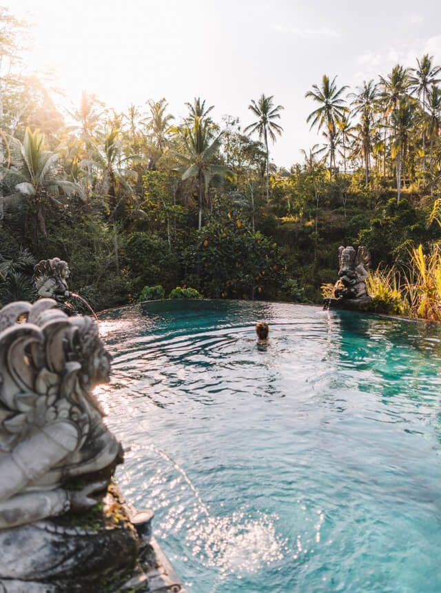 Ubud Bali Kayon Resort Pool