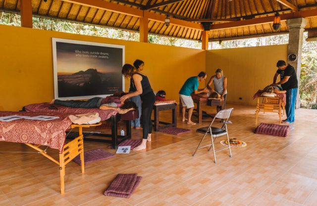Ubud Yoga Retreat Bodhypnosis Workshop