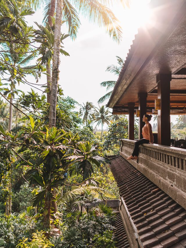 Ubud Yoga Retreat Spa