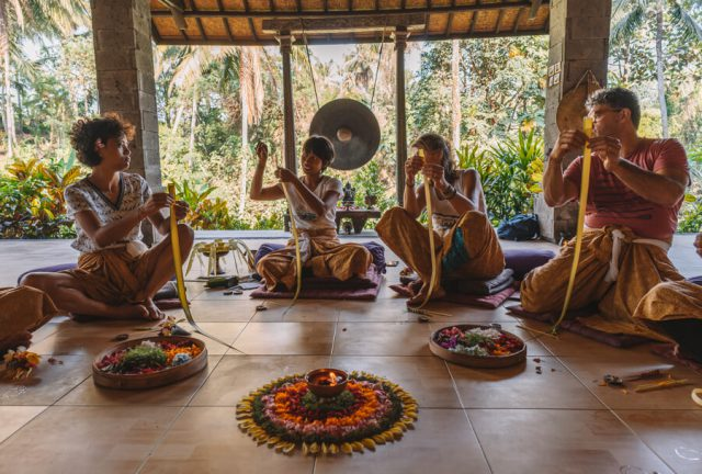 Ubud Yoga Retreat Workshop