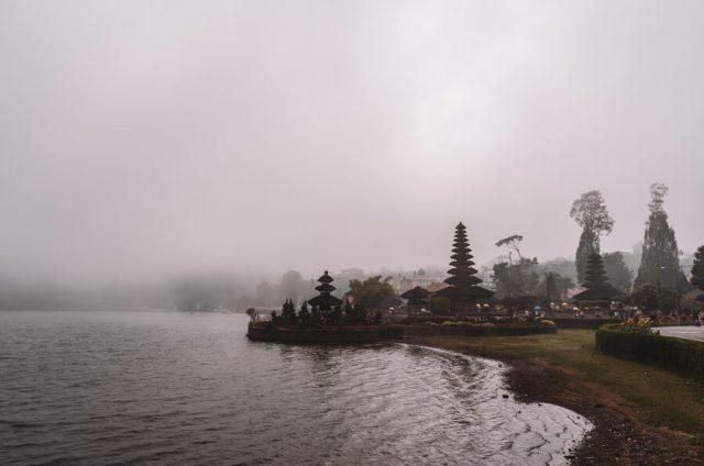 Ulun Danu Tempel Munduk Bali