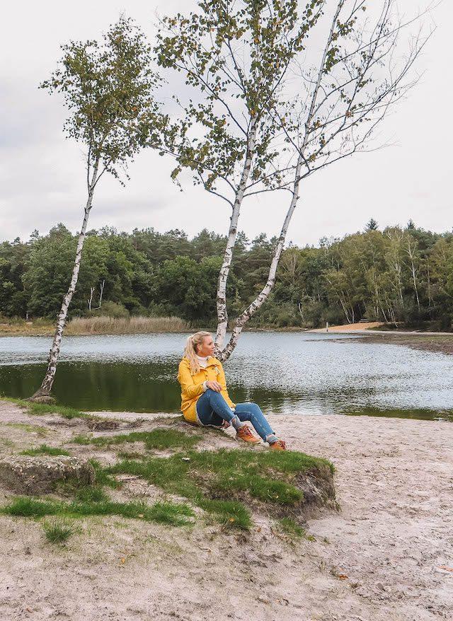 Wandern De Meinweg Nationalpark