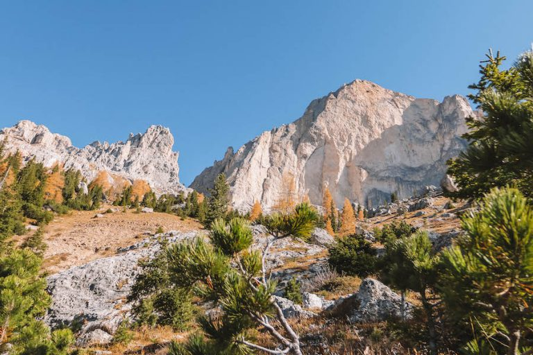 Dolomiten Wanderung