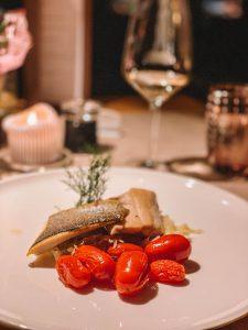 Hotel Belvedere Jenesien Abendessen