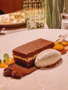 Hotel Belvedere Jenesien Dessert